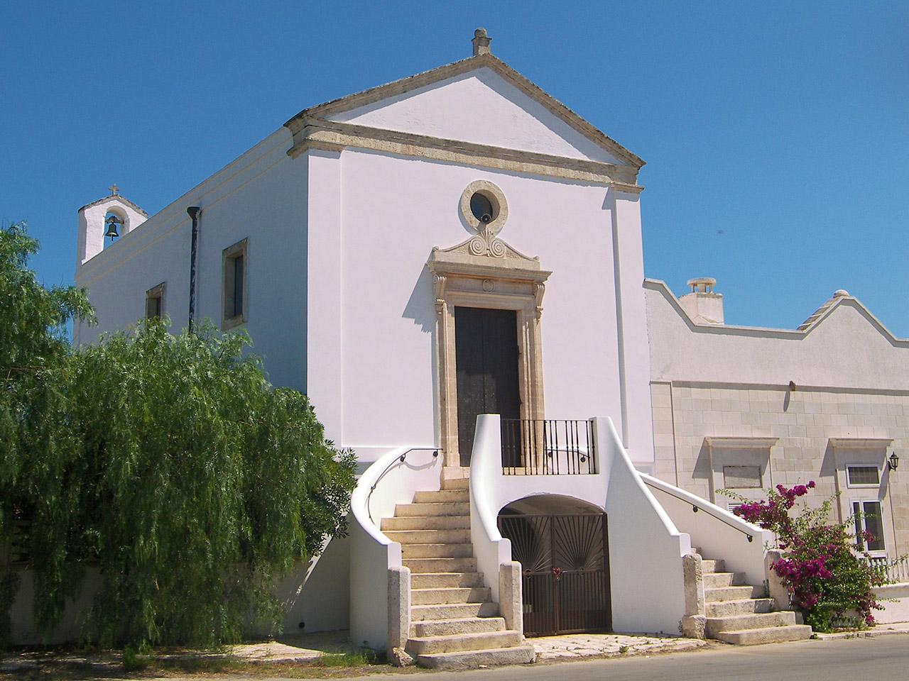 costruzioni restauri sirio ostuni chiesa madonna della croce villanova ostuni chiesetta villanova anteprima 1